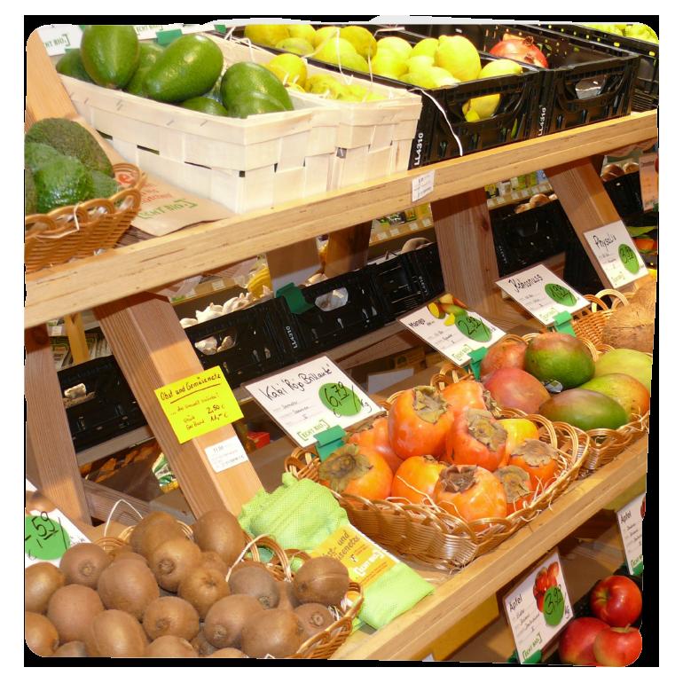 Bio Obst bei Bio Baier