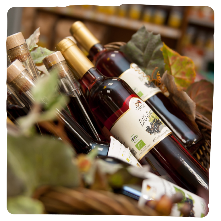 Bio Wein bei Bio Baier