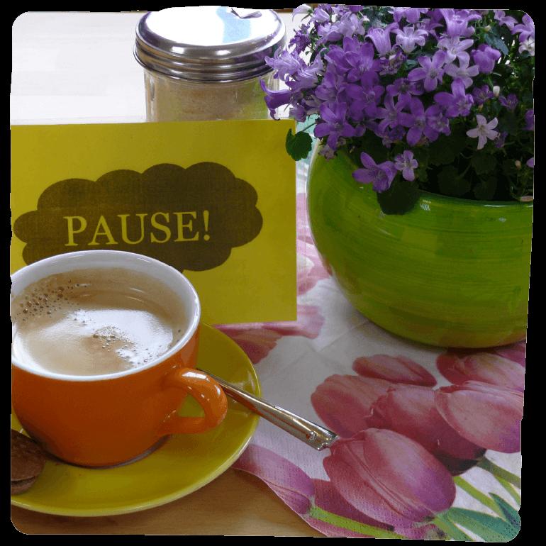 Pausenzeit bei Bio Baier
