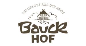 Logo vom Bauckhof