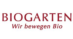 Logo von Biogarten
